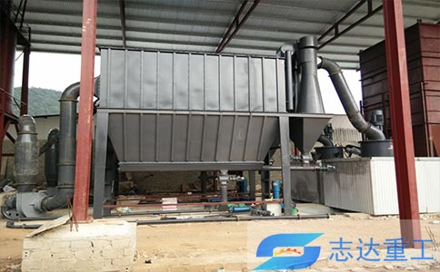 CXM超细磨粉机